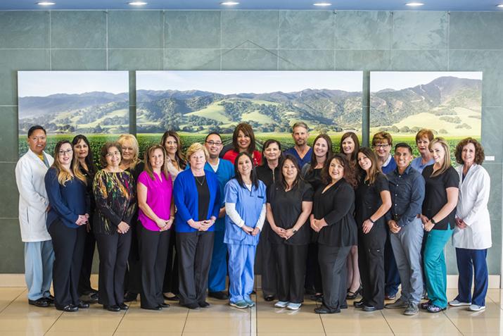 Natividad Nursing Leadership